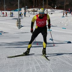 No India kit, no federation support: It's a wonder Jagdish Singh is even at the Winter Olympics