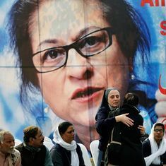 Video: Pakistan's solemn farewell to Asma Jahangir, the champion of humans rights and democracy