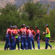 Watch: The historic Nepal victory that took them to the 2019 cricket World Cup qualifiers