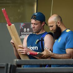 We haven't been in this tough position before: Amla says SA intent on ending series on positive note