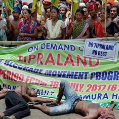 Brewing in poll-bound Tripura: Tribal resentment against Manik Sarkar's Left Front government