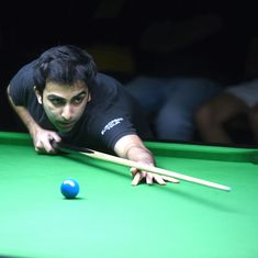 Pankaj Advani defeats Manav Panchal 4-0 at CCI Snooker Championship