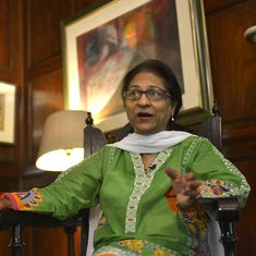 The silence at Asma Jahangir's funeral said it all – it was the sound of losing a champion