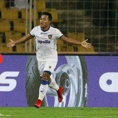 ISL: FC Goa's victory drought continues with a narrow loss to Chennaiyin FC