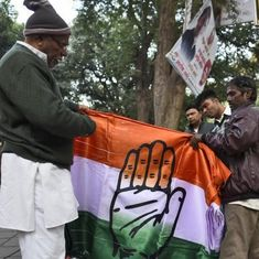 Congress says 'huge cash crunch' is the reason it has only 18 candidates in Nagaland elections