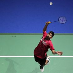All England Open: 'Lucky' Srikanth's nervous first round battle should help him settle down