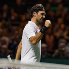 Never imagined world No 1 ranking after knee surgery in 2016: Roger Federer