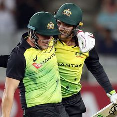 'T20 not a game for bowlers who have egos': Twitter shocked as Australia chase 245 to create record