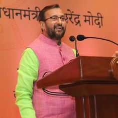 HRD minister Prakash Javadekar wants to do away with components burdening education system