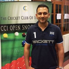 CCI All India Open Snooker Championship: Top seed Advani stunned by Chawla in round two