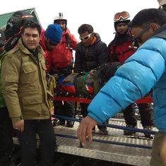 Russian skier dies in avalanche in Gulmarg, four injured