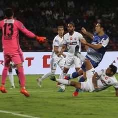 ISL: FC Pune City hold Bengaluru FC to 1-1 draw,  remain on course to secure play-off berth