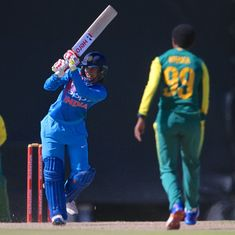 Raj-Mandhana opening act, sloppy SA and more: Talking points from India's 9-wicket win