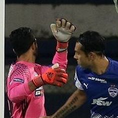 Tale of two halves: Bengaluru FC hold FC Pune City to a 1-1 draw with a second-half resurgence