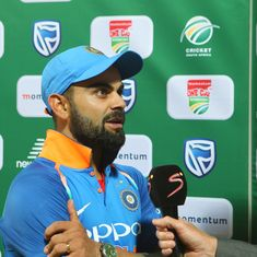 'Our job is to play cricket, not create headlines': Kohli dismissive of praise after ODI series win