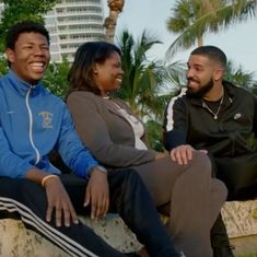 Watch: Musician Drake gave away one million dollars from his new music video to people in need
