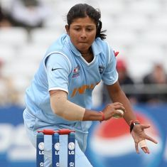 Veteran all-rounder Rumeli Dhar called up as Jhulan's replacement for rest of T20I series