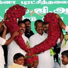 तमिलनाडु : एआईएडीएमके के बागी विधायकों की सदस्यता मद्रास हाईकोर्ट ने फिर रद्द मानी
