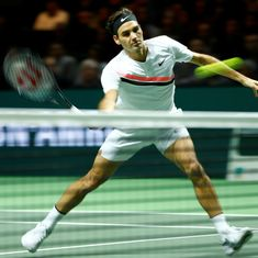 Roger Federer beats Andreas Seppi to set up final clash with Dimitrov in Rotterdam Open