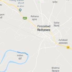 Uttar Pradesh: 3 BJP members booked for allegedly assaulting police officer, two Muslim men