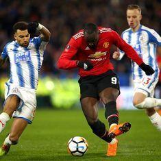 Lukaku's brace guides Man Utd into FA Cup quarter-finals, Southampton knock out West Brom