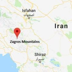 Iran: Passenger plane with 66 on board crashes into Mount Dena