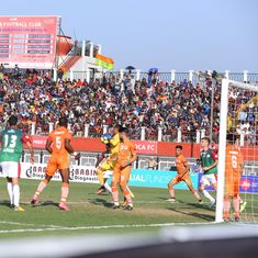 I-League: Mohun Bagan dent Neroca's title hopes with thrilling 3-2 win