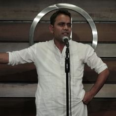 'Loot Machi Hai': Watch this man's scathing spoken poem about corruption old and new in India