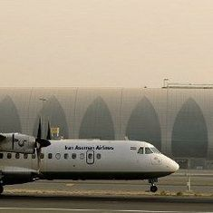 Iranian flight crashes into Mount Dena, airline retracts statement that all 66 passengers died