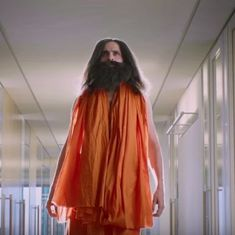 Should anybody who isn't a fan of yoga guru Ramdev care about the TV show on his life? Not yet