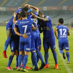 Mumbai City FC keep playoff hopes alive with win over defending champions ATK