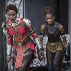 The fashion statement in 'Black Panther' is also a political one – about Black influence on style