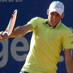 Thiem wins second Buenos Aires title in 3 years, Anderson lifts New York Open