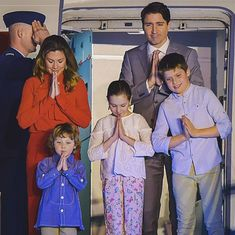 Video: Is New Delhi less than impressed with Canadian Prime Minister Justin Trudeau?