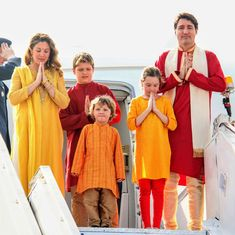 The Daily Fix: Trudeau's fashion diplomacy seemed charming. Why are some people now getting shirty?