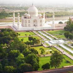Video: The reason why the Taj Mahal and other Mughal monuments are filled with English-style gardens