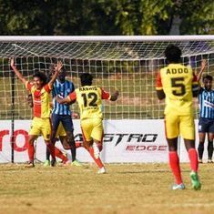 I-League: Gokulam Kerala continue giant-killing act, shock Minerva Punjab 1-0