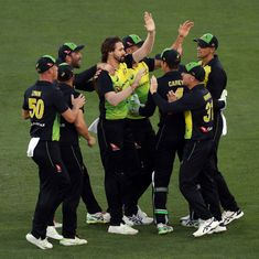 Australia to play United Arab Emirates in an official T20I for the first time