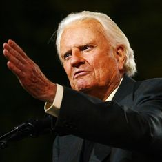 US Evangelist Billy Graham, preacher to millions, dies at 99