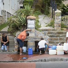 Fearing a drought of tourists, Cape Town tries to form a new relationship with water