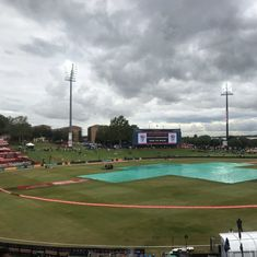 Heavy rain washes out second ODI between South Africa and England
