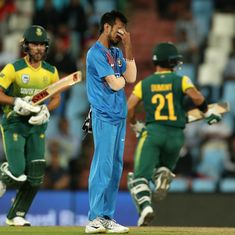 Second T20I, as it happened: Duminy, Klaasen shine as SA level series with six-wicket win