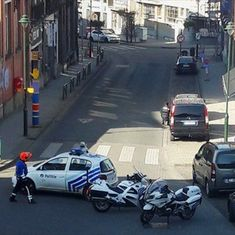 Belgium: Police put Brussels suburb on lock down after witnesses report gunman