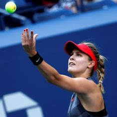 Bouchard starts Wimbledon qualifying bid with win, Konta sets up Wozniacki clash at Eastborune