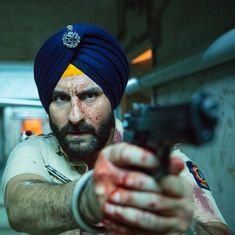 'Sacred Games' will be a four-part series with 32 episodes, says Saif Ali Khan