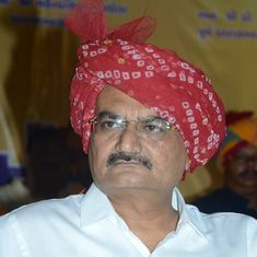 Butchers and those who oppose triple talaq bill did not vote for BJP in Gujarat polls, says minister