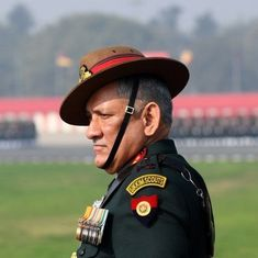 Kashmiris need to know that azadi is not possible, Army chief Bipin Rawat tells The Indian Express