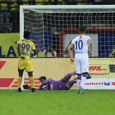Goalkeepers dominate as Chennaiyin FC solidify playoff berth with a 0-0 draw against Kerala Blasters