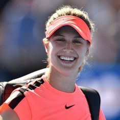 Eugenie Bouchard reaches a settlement with USTA over 2015 US Open locker room fall