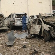 Somalia: At least 38 people were killed in two separate car bombs in Mogadishu